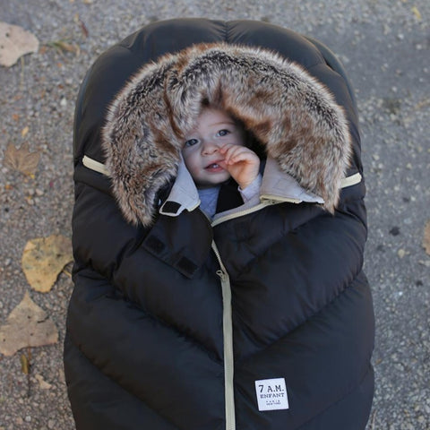 7 A.M Enfant Cocoon Car Seat Cover