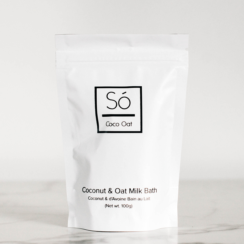 So Luxury Coconut & Oak Milk Bath - Little (100g)