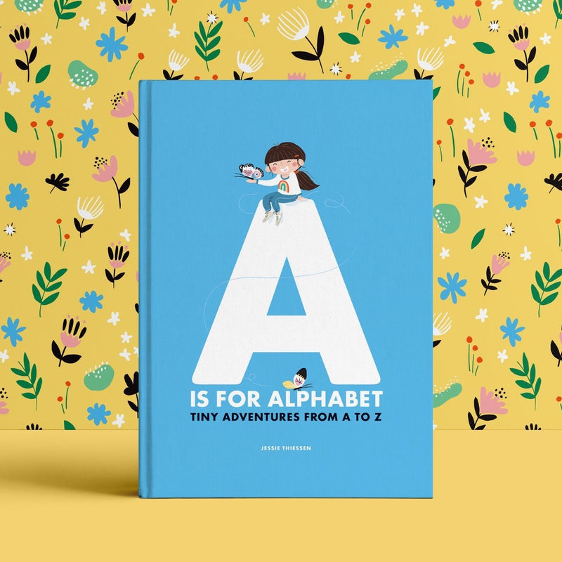 A is for Alphabet- Small Jane