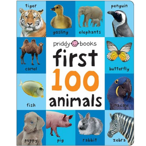 First 100 Animals by Roger Priddy