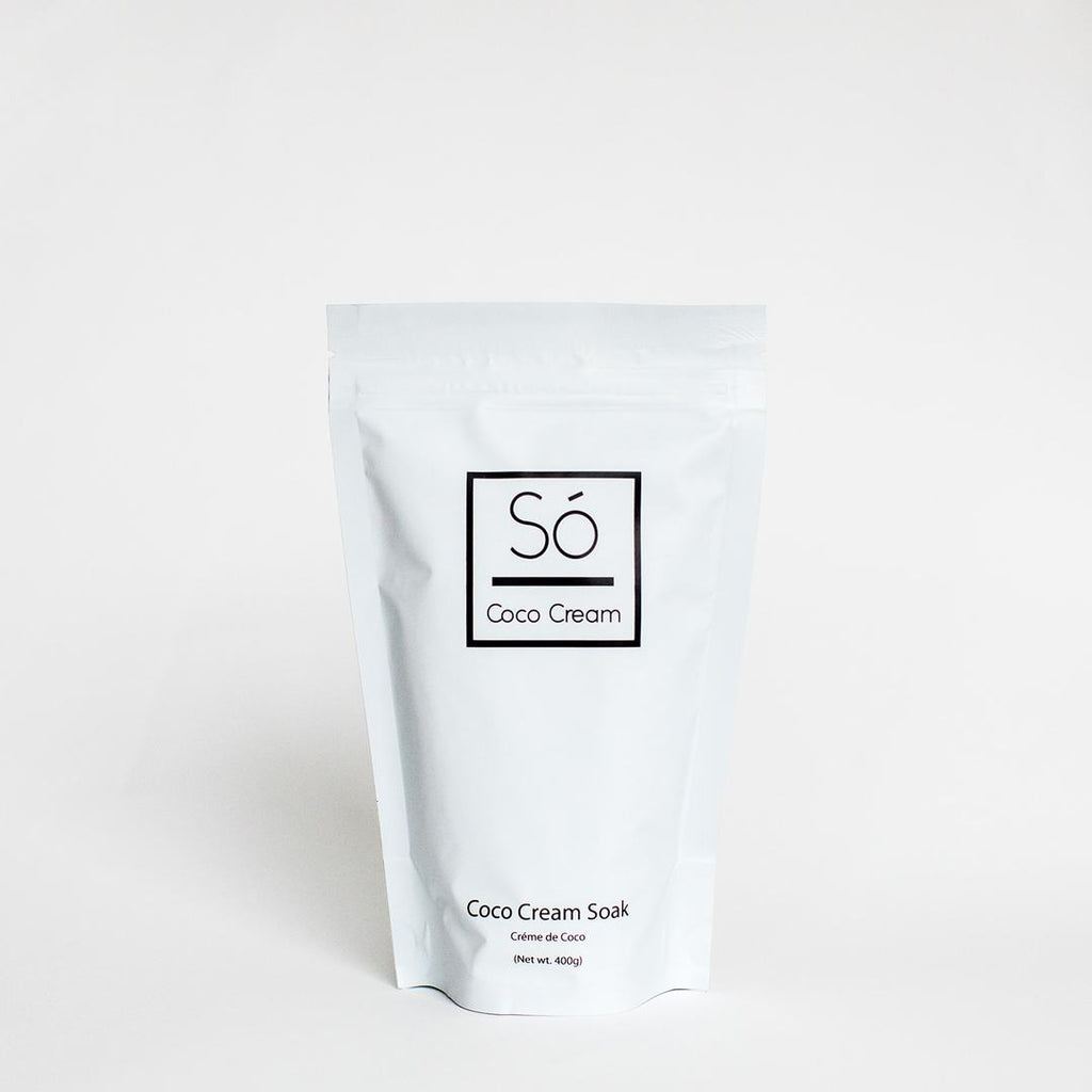 So Luxury Coco Cream Soak - Big (400g)