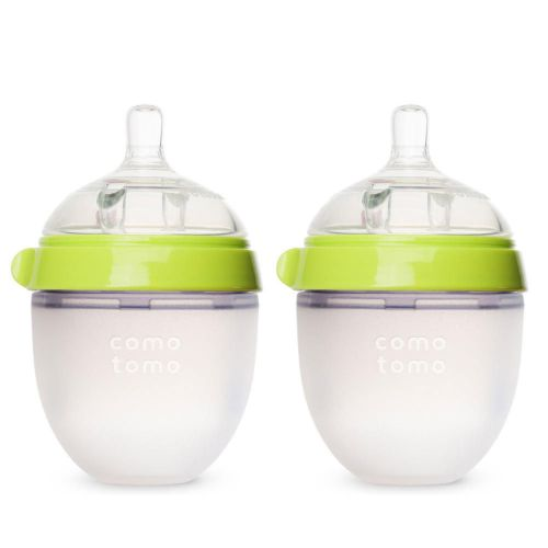 Comotomo Baby Bottle-Double Pack