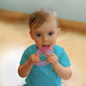 Green Sprouts Cooling Teether- Grape