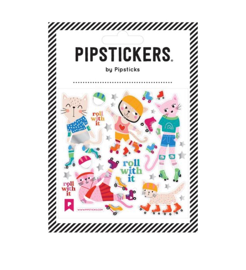 Pipstickers- Let's Roll