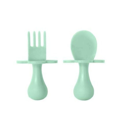 grab ease fork and spoon set mint brandon manitoba