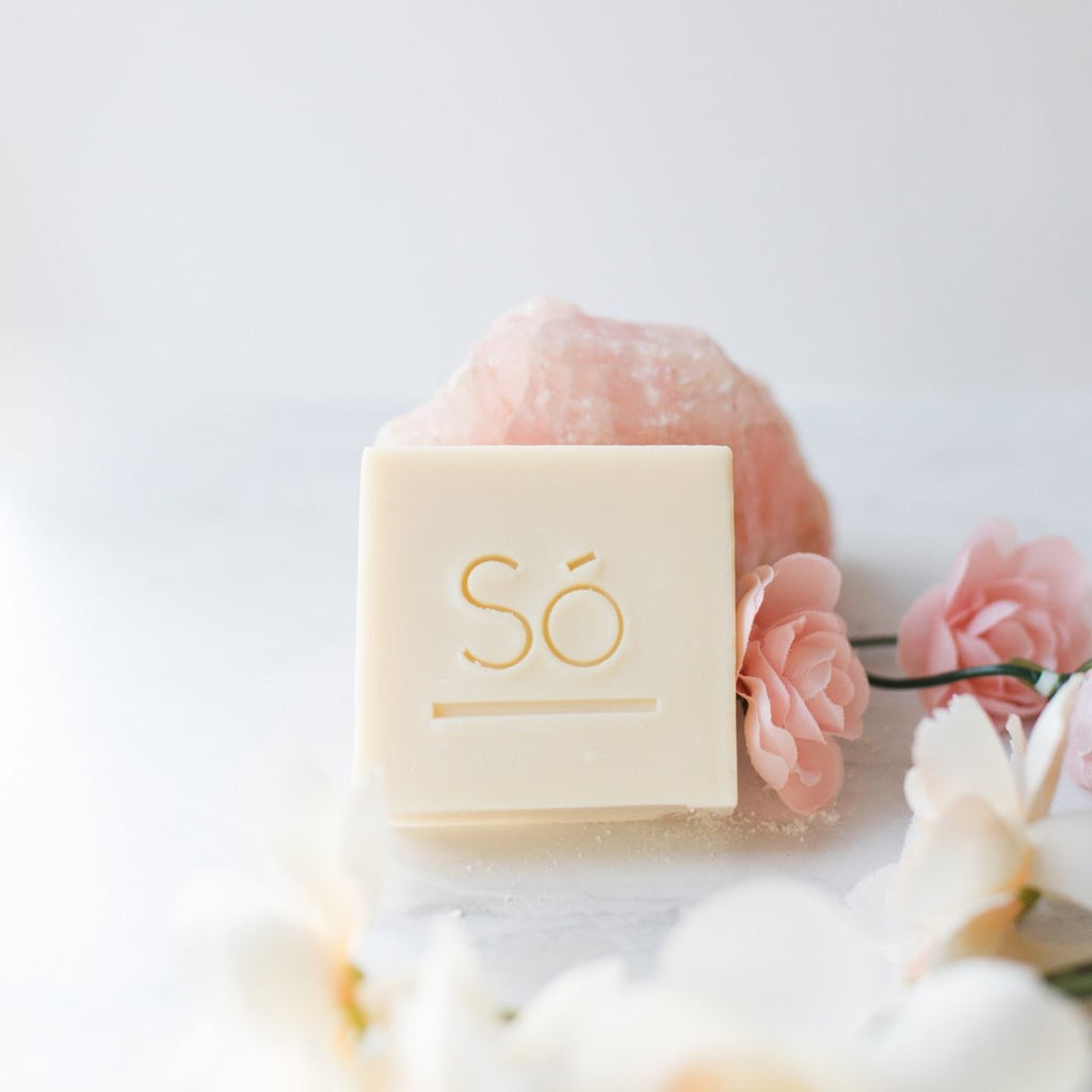 So Luxury Lather Cleansing Bar