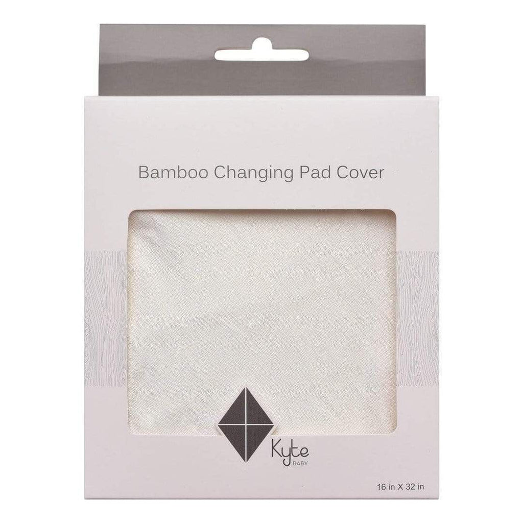 Kyte Baby Bamboo Change Pad Cover cloud brandon manitoba