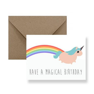 have a magical birthday im paper birthday card brandon manitoba