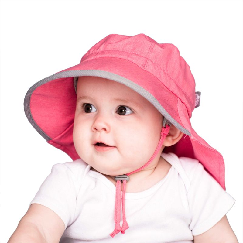 Jan & Jul Aqua Dry Adventure Hat - Pink