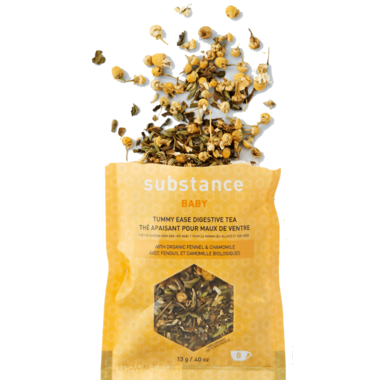 Substance Tummy Ease Digestive Tea (13g)