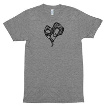 Load image into Gallery viewer, Heart soft t-shirt
