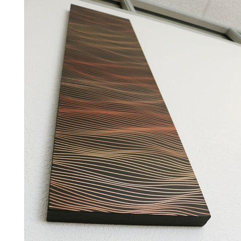 Copper Tones 1x4 feet