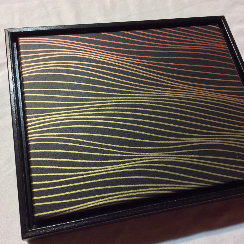 Copper and Gold Variations 8x10