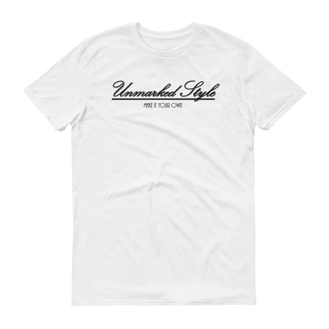 Unmarked Style: Make It Your Own Short sleeve custom t-shirt - Unmarked Style Clothing Store