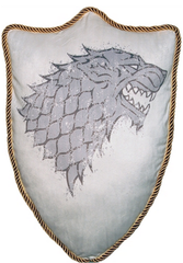 Con Couture Stark Sigil Pillow
