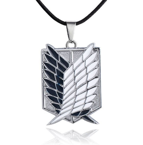 Attack on Titan Scout Necklace