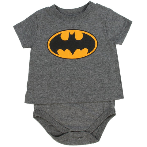 Batman Boys Newborn T-Shirt Creeper