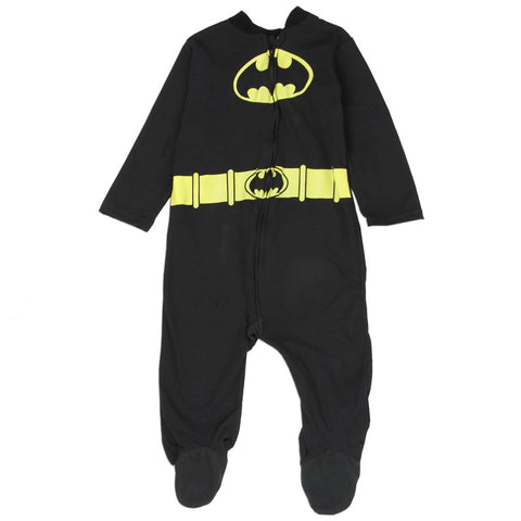 Batman Boys Newborn Costume Sleeper