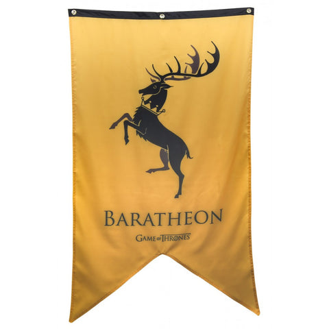 Game of Thrones Baratheon (Robert) Banner
