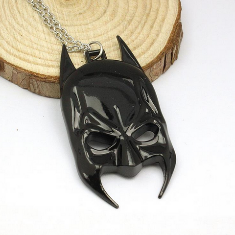 Batman Mask Necklace