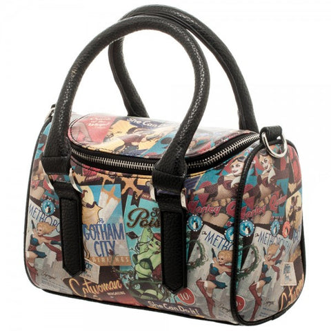 DC Comics Bombshell Satchel Purse