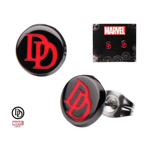 Daredevil Stud Earrings