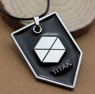 Destiny Logo Titan Necklace