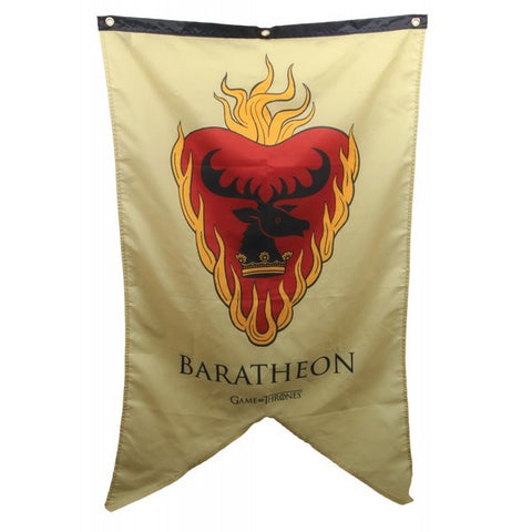 Game of Thrones Stannis Baratheon Banner