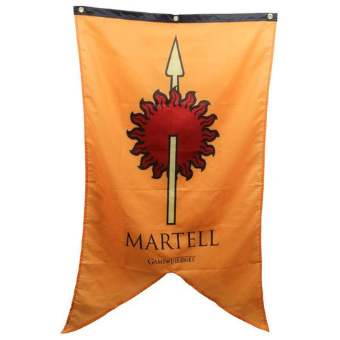 Game of Thrones Martell Family Banner