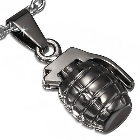 Grenade Necklace