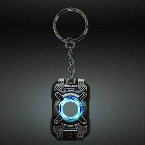 Halo Cortana Light Up Keychain