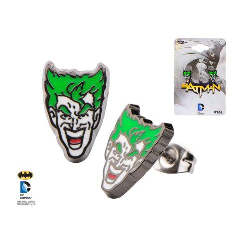 Joker Stud Earrings