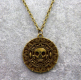 Pirates of the Carribbean - Piece of 8 Necklace