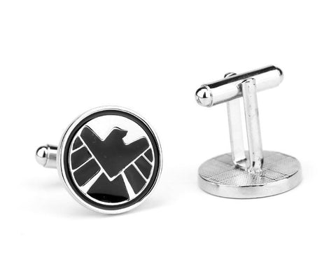 S.H.I.E.L.D. SHIELD Cufflinks