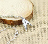 Star Trek Pendant Necklace