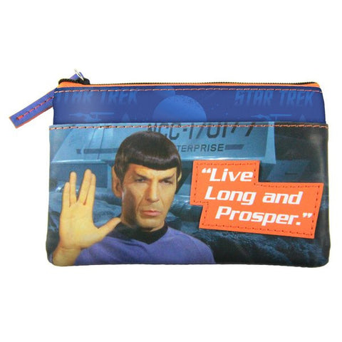 Star Trek Spock Coin Purse