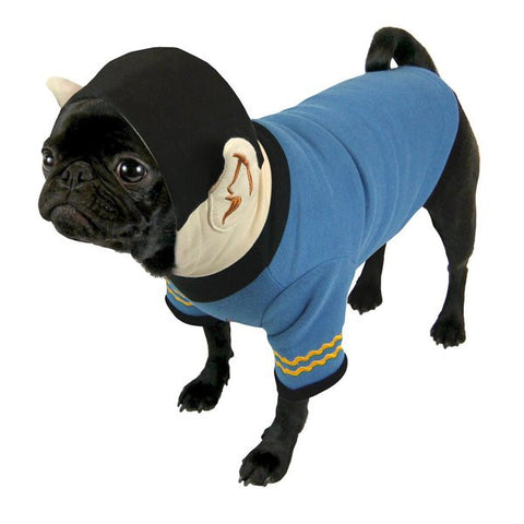 Star Trek Hooded Spock Pet Costume