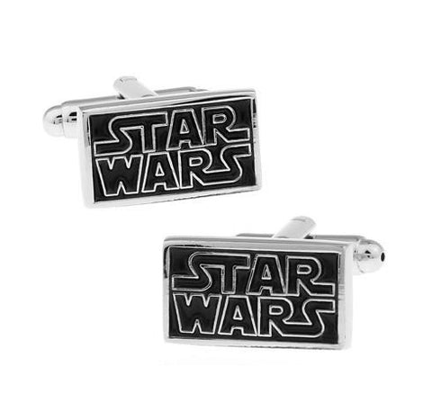 Star Wars Title Cufflinks