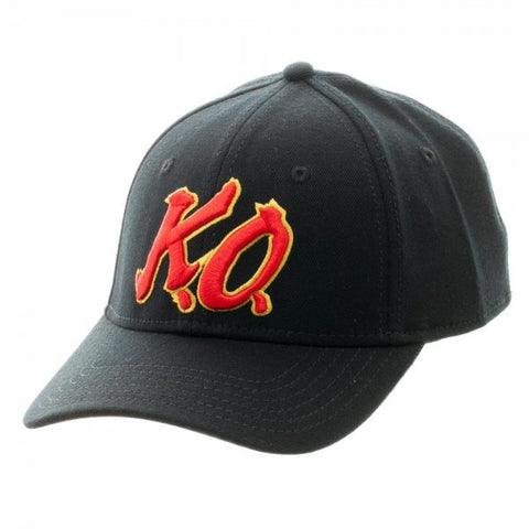 Street Fighter V - KO Black Flex Cap