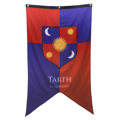 Game of Thrones Tarth Family Banner