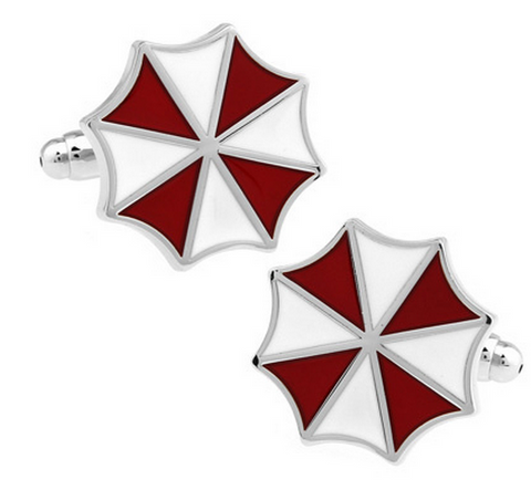 Resident Evil Umbrella Cufflinks