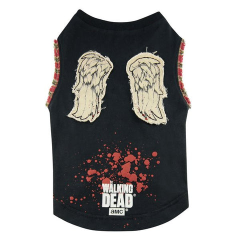 The Walking Dead Daryl Dixon Wings Pet Shirt