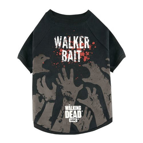 The Walking Dead Walker Bait Pet Shirt