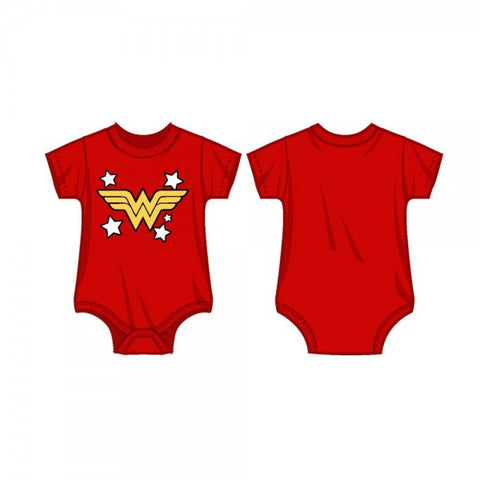 Wonder Woman Infant Onesie