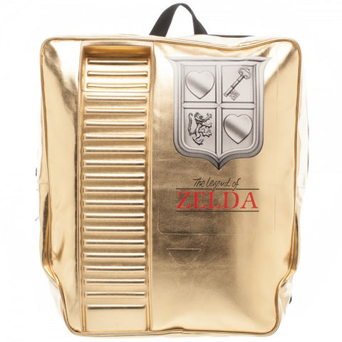 Zelda Golden Game Cartridge Backpack