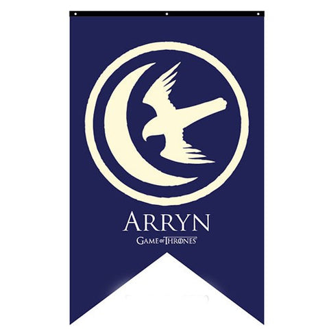 Game Of Thrones Arryn Family Banner