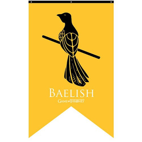 Game of Thrones Baelish Family Banner
