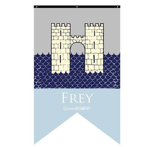 Game Of Thrones Frey Family Banner