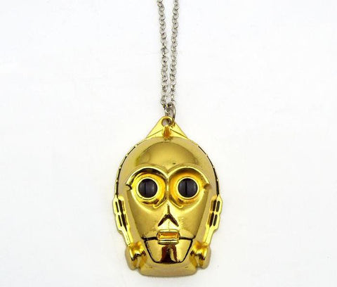 Star Wars C-3PO Necklace