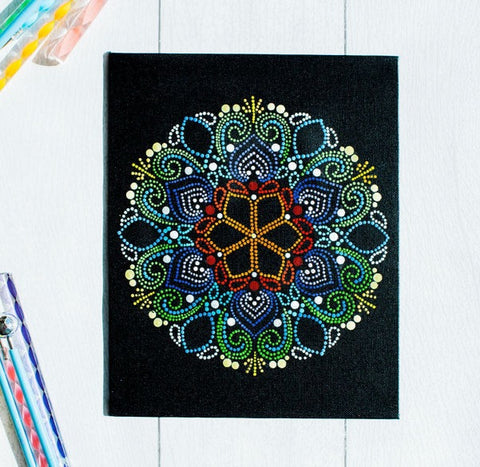 Mandala Dotting Kit